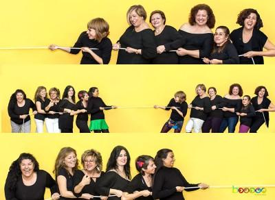 Empoderamiento y creatividad en Alcalá – 2014/2015