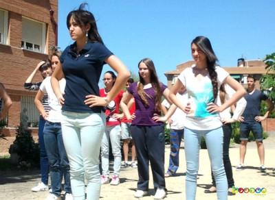 Prevención de violencia de género y creatividad en Pinto – 2013