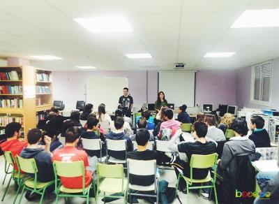 Prevención de violencia de género y cultura músical en Velilla – 2014