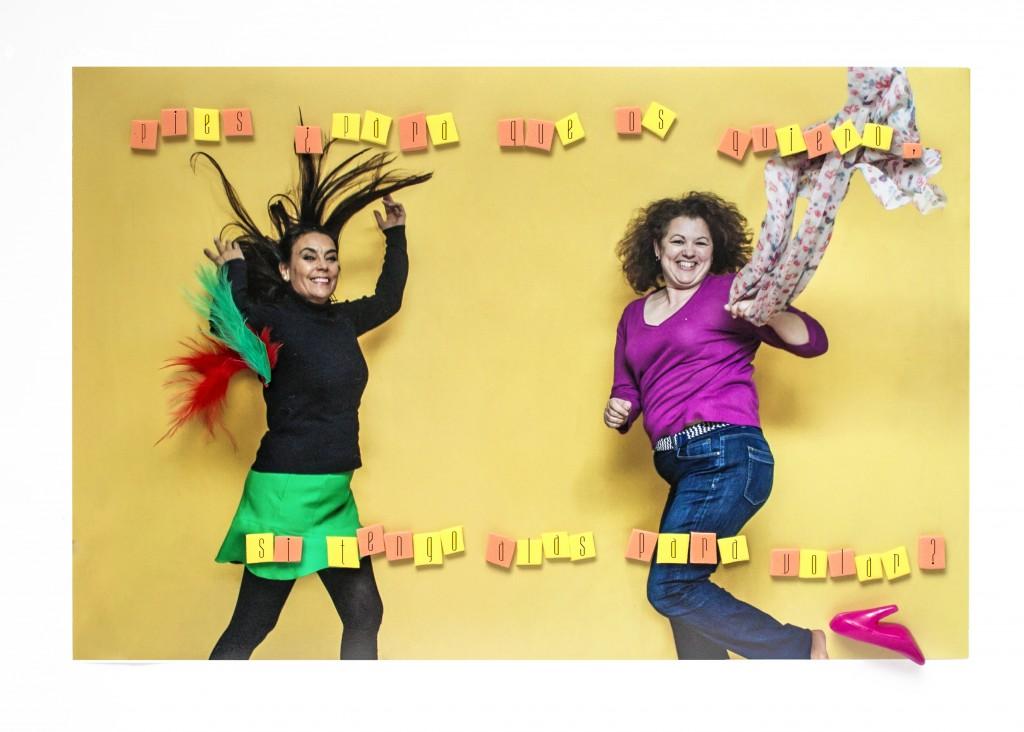 Taller empoderamiento mujeres creatividad participación