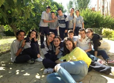 Promoción del Buen Trato en Pinto – 2015