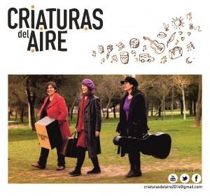 Criaturas del Aire Música Igualdad
