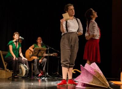 "Teatro infantil ""DEAMBULANTES"" – 2017"