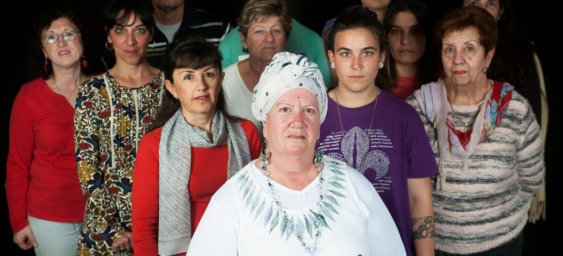 fotografía por la igualdad y contra la violencia de género