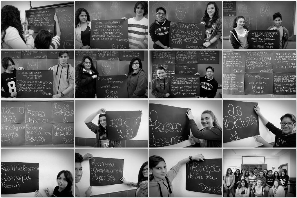inteligencia emocional, adolescentes, jovenes, igualdad, genero, creatividad, participación, fotografía