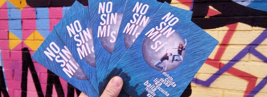 """campaña """"NO SIN MI SÍ"""" para la prevención de las violencias machistas en el ocio nocturno"""