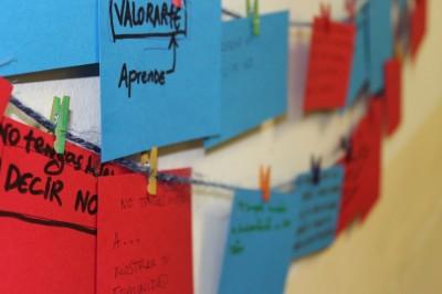 Empoderamiento a través de la Creatividad – Alcalá -2016
