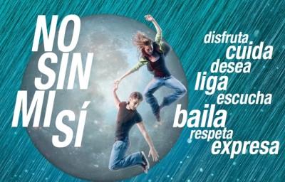 """Campaña """"NO SIN MI SÍ"""" – Torrejón – 2016"""