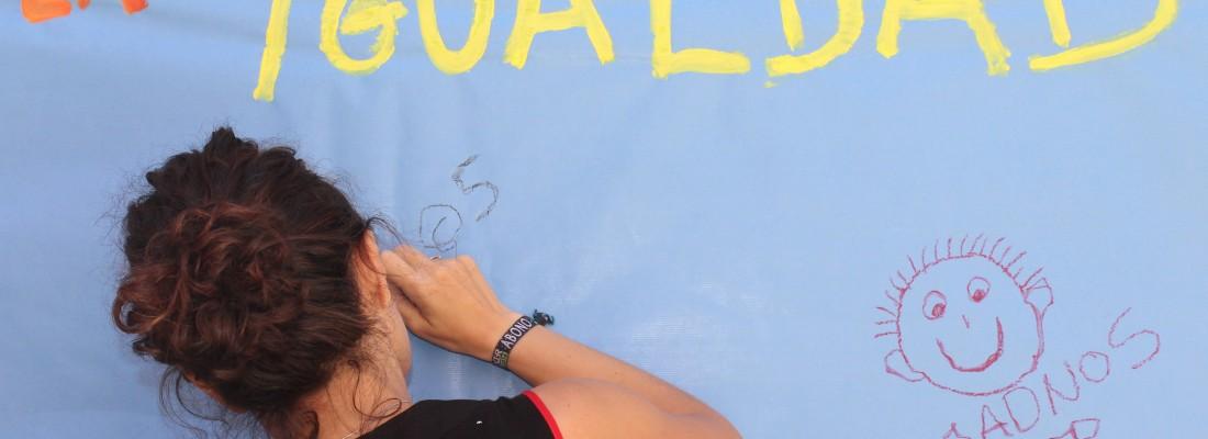 Fotografía Escuela Infantil Taller Igualdad