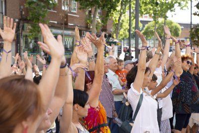 ASEXÓRA-T en Igualdad – Getafe