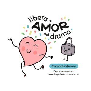 #amorsindrama libera al amor del drama